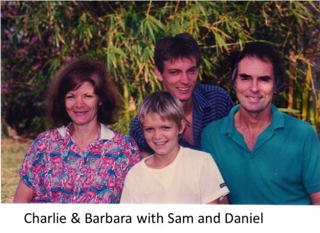 Charlie & family
